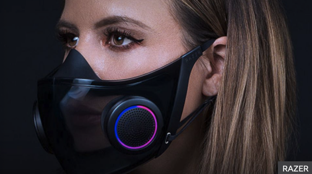 Friday Five: 'World's smartest face mask' unveiled at CES 2021 image
