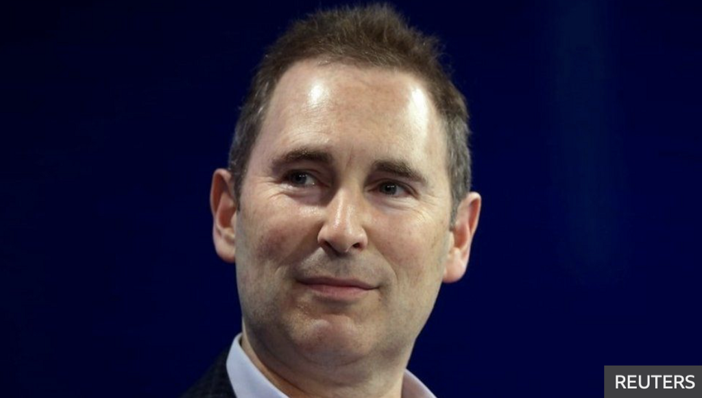 Friday Five: Meet Andy Jassy, the new king of Amazon image