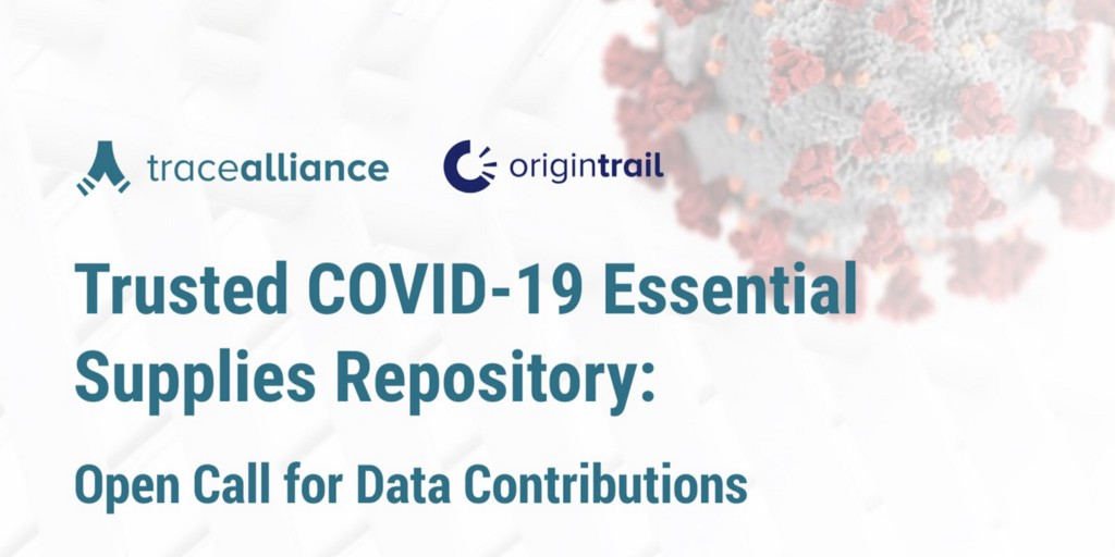 Towards a Trusted COVID-19 Essential Supplies Repository: Open Call for Data Contributions