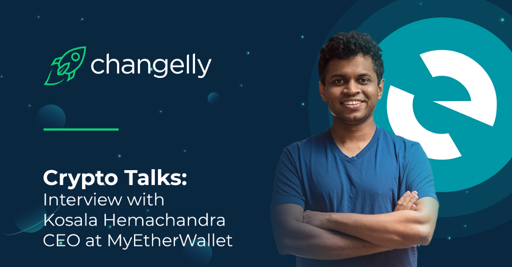 Changelly's Interview with Kosala Hemachandra: From the MEW V5 Launch to the Future of Blockchain