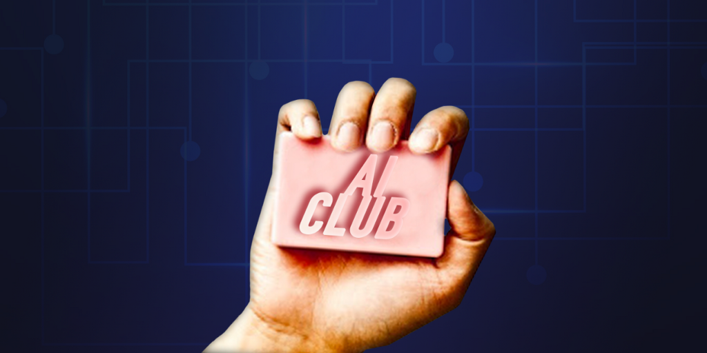 The First Rule About AI Club: You Don't Talk About AI