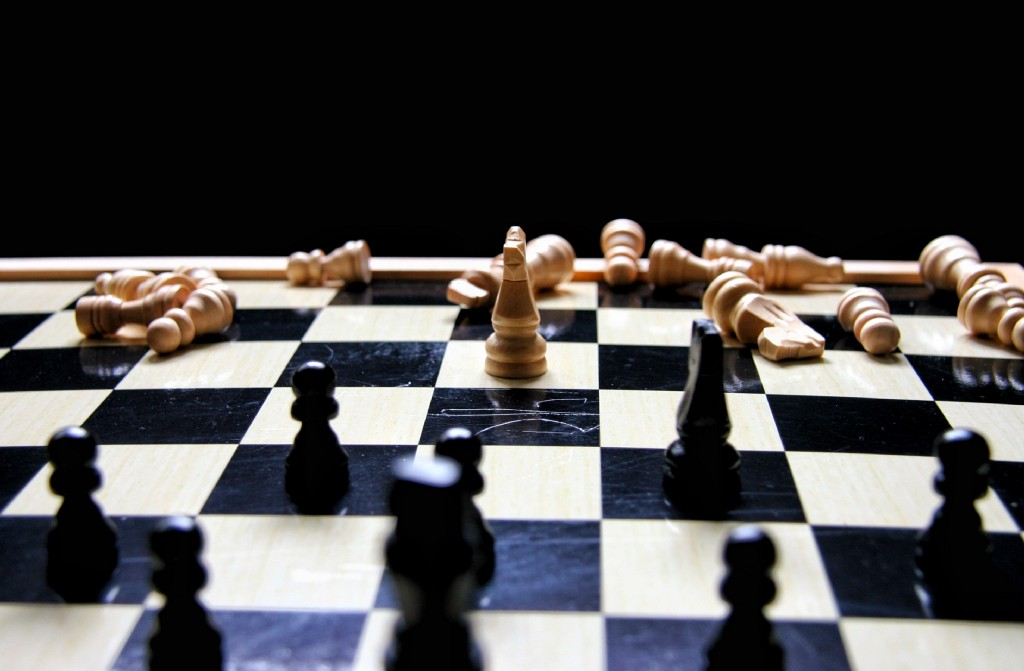 """How Simply """"Playing To Win"""" is a Losing Business Strategy"""