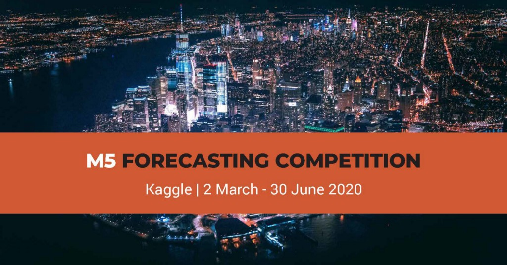 M5 Forecasting—Accuracy