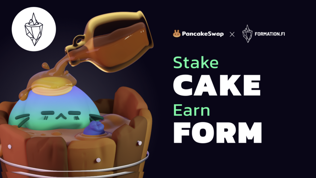 [PancakeSwap] PancakeSwap Welcomes Formation Fi to Syrup Pool! - AZCoin News