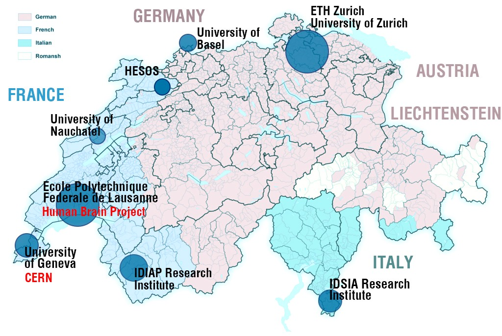 Canvassing switzerlands ai landscape synced medium the countrys ai research has a solid base in the italian speaking city of lugano extending westward to the french speaking cities of martigny geneva gumiabroncs Choice Image
