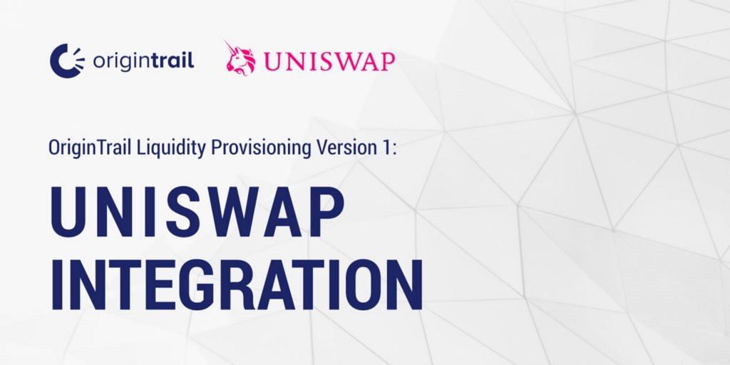 The Network Operating System Liquidity Provisioning System — Part 1: Uniswap integration