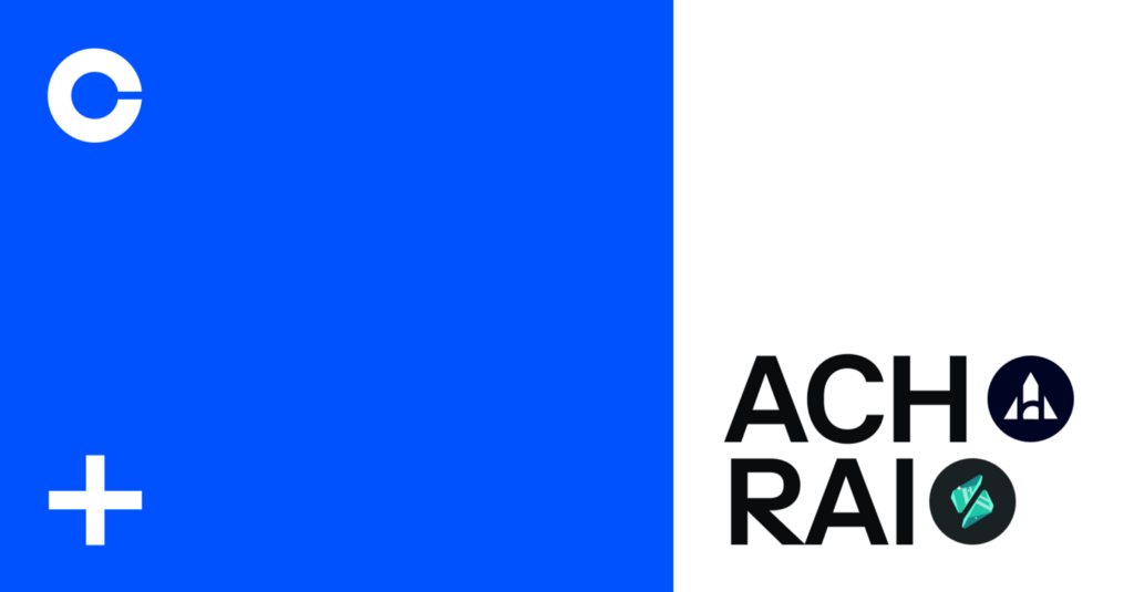 Alchemy Pay (ACH) and Rai Reflex Index (RAI) are now available on CoinbaseCryptocurrency Trading Signals, Strategies & Templates | DexStrats