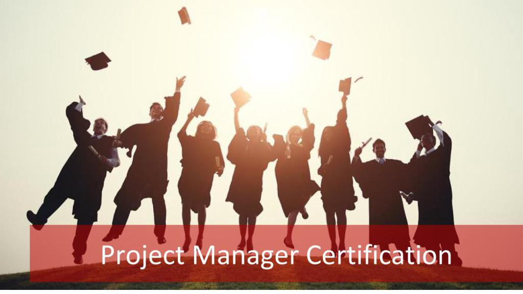 Project Manager Certification Top 5 Certification Programs For