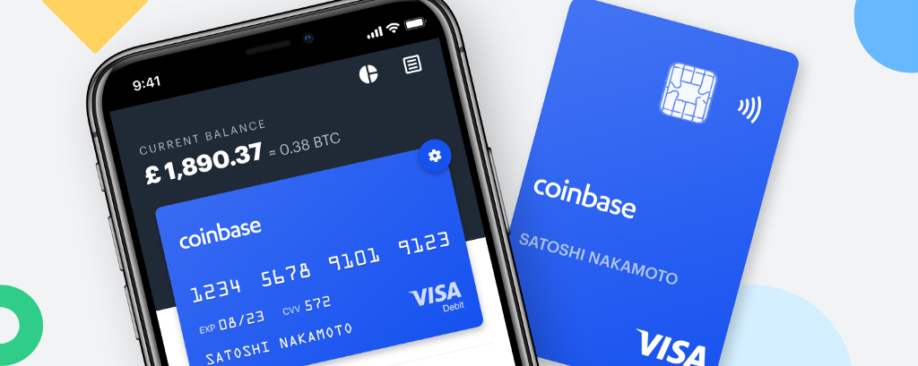 You can now use Coinbase Card with Google Pay