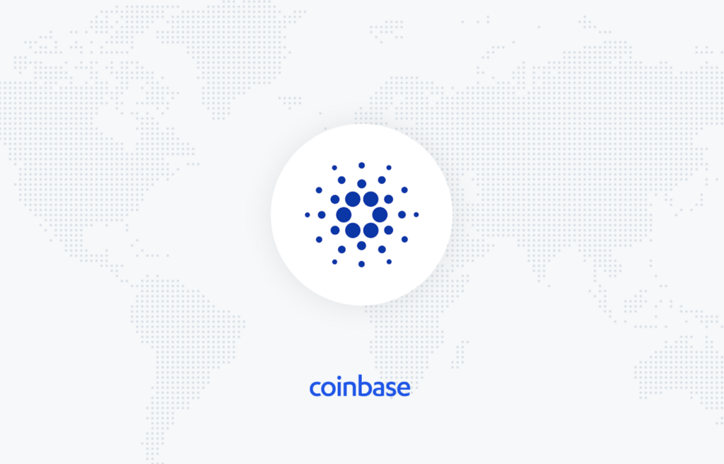 Cardano (ADA) is now available on Coinbase