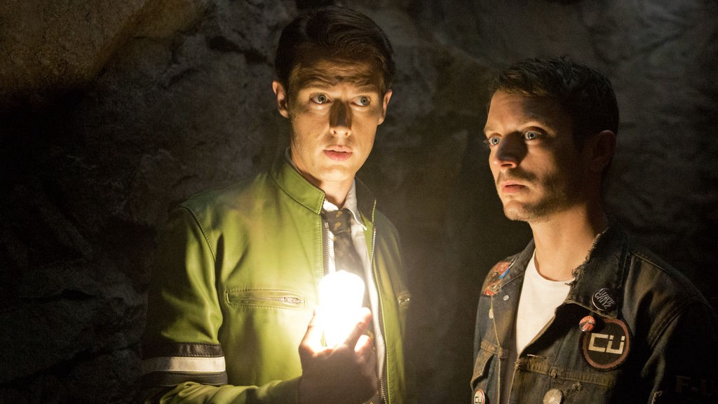 Everything Is Connected A Dirk Gently Holistic Detective Review