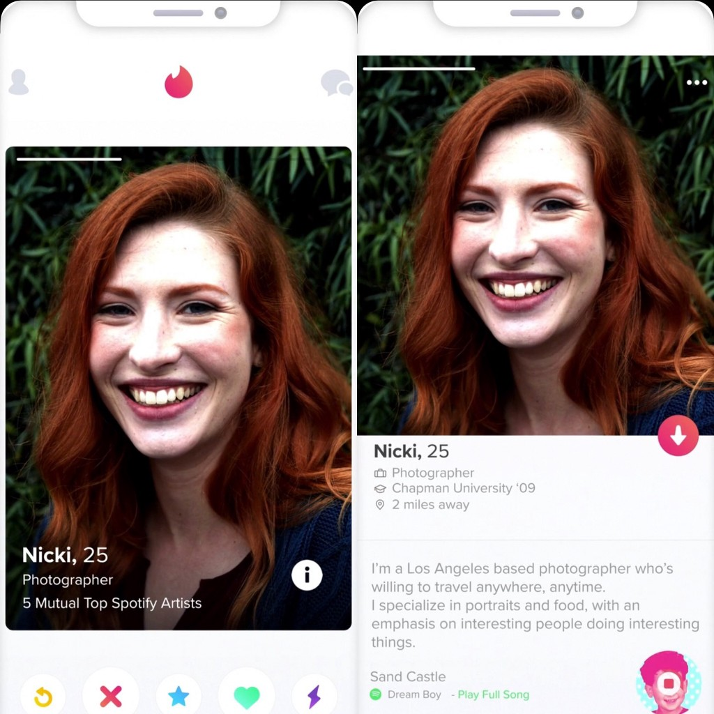 What's Appening? How Tinder Influences You