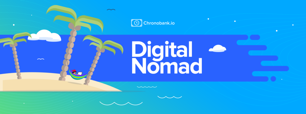 The rise of the Digital Nomad