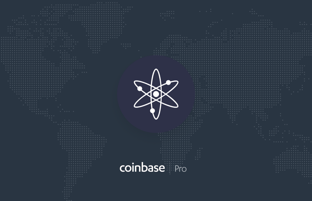 Cosmos (ATOM) is launching on Coinbase Pro