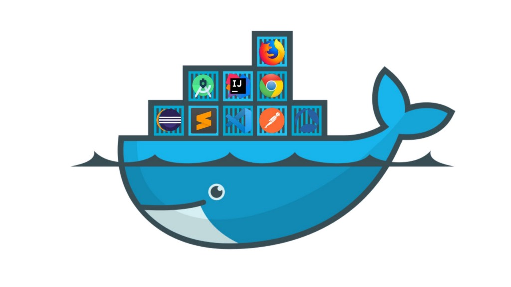GUI Based Application inside  Docker Container