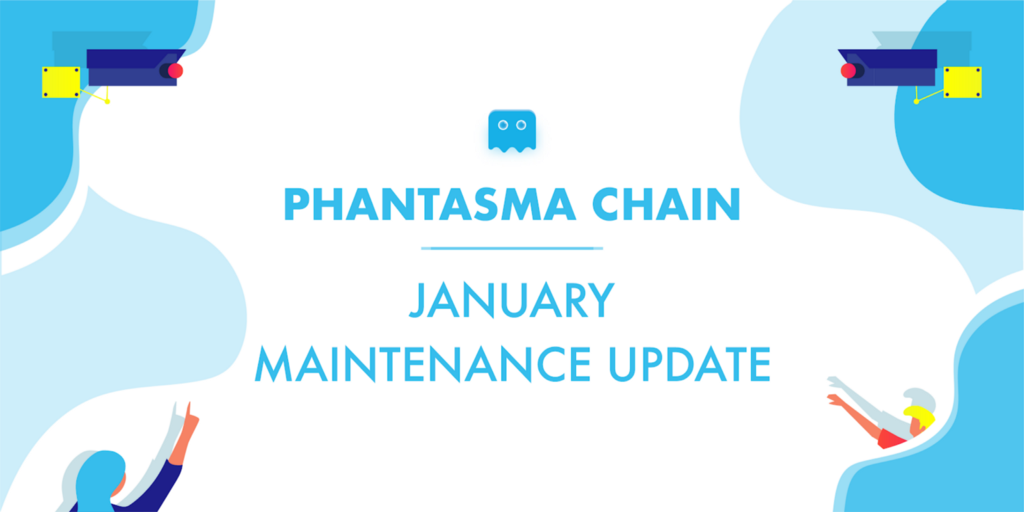 Maintenance Update January