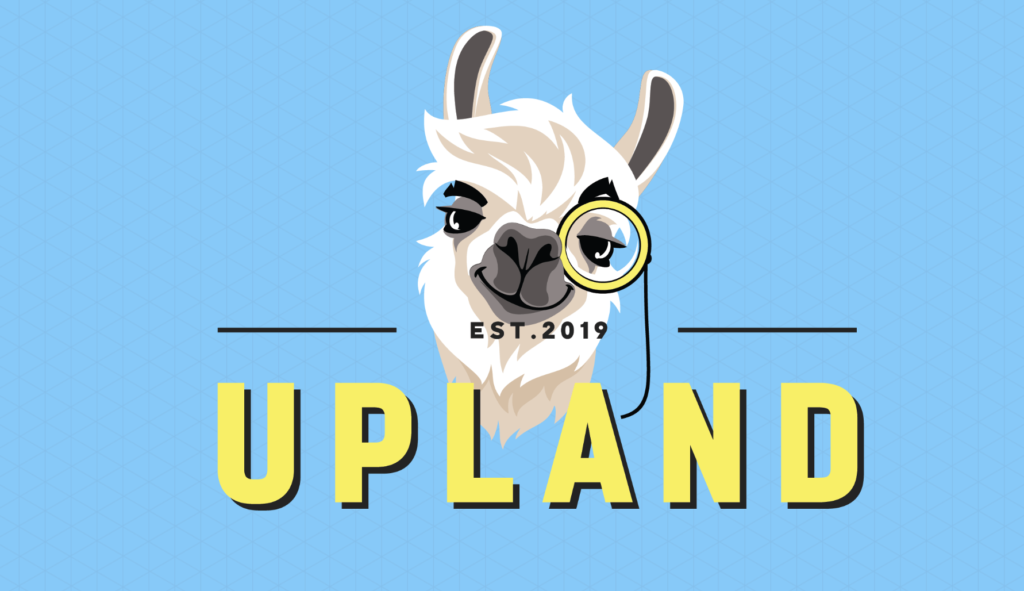 Upland Blurs the Boundaries of the Real and Virtual Worlds