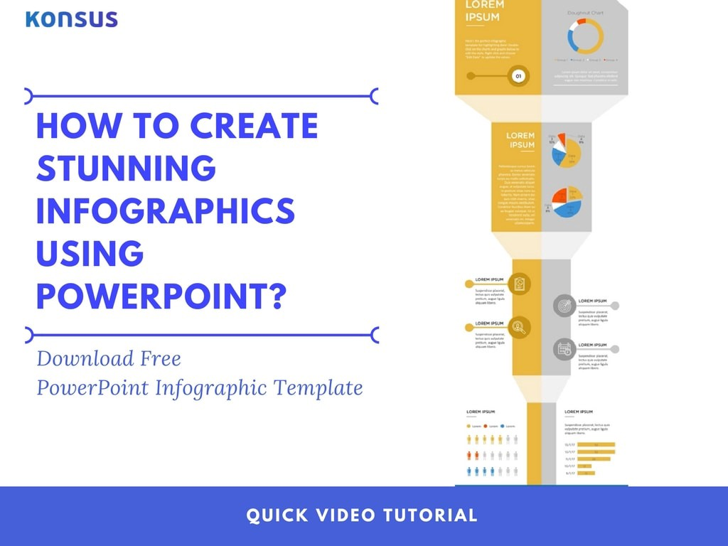 how to make an infographic in powerpoint free infographic template - Infographic Template Powerpoint Free