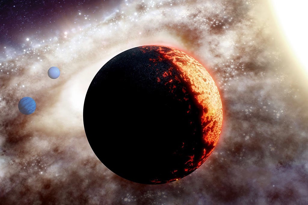NASA scientists found another Earth-like planet