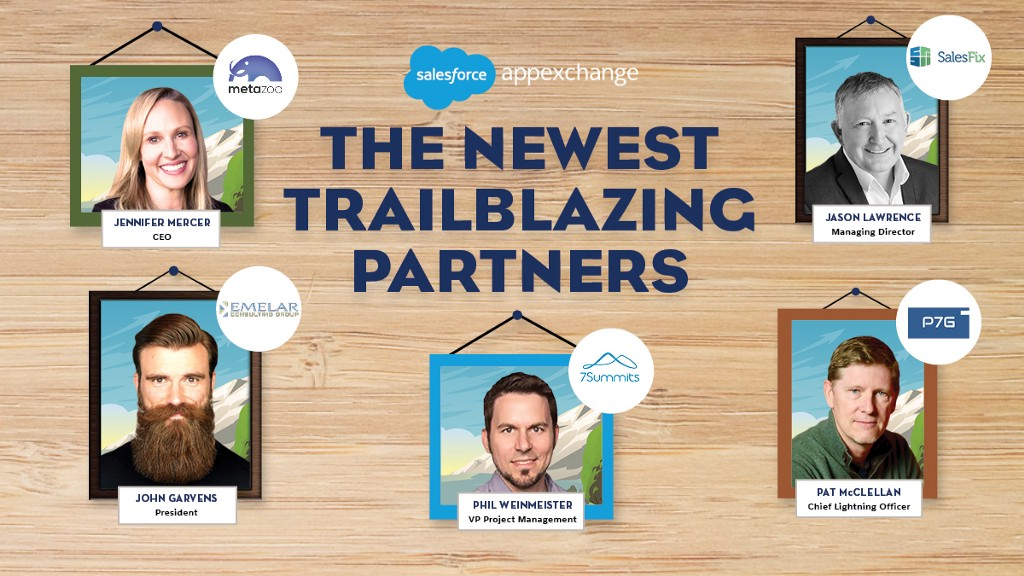 Inspirational Advice and Stories from Trailblazing Partners: An Interview