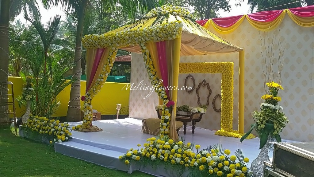 Top 5 Themes Used To Decorate Indian Wedding Mandaps