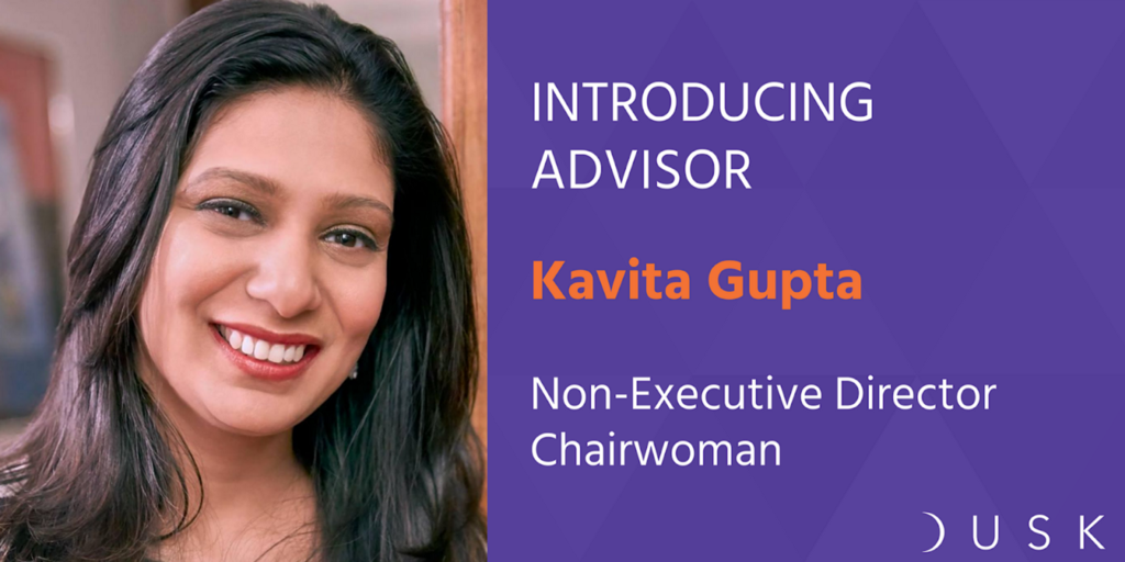 Kavita Gupta, Founding MD of ConsenSys Ventures, joins Dusk Network as NED Chairwoman