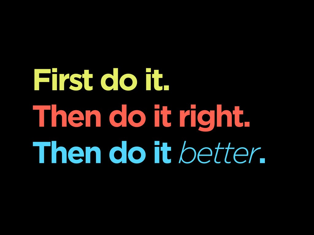 Do It Now - The Daily Quotes