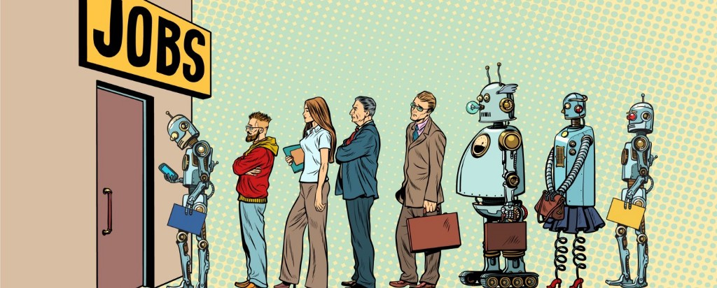 3 points to consider if you think that AI will take your job.