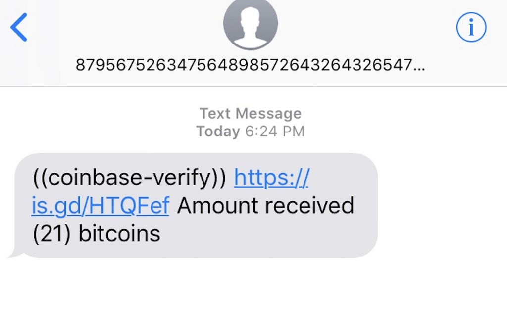 What you need to know about SMS phishing attacksCryptocurrency Trading Signals, Strategies & Templates   DexStrats