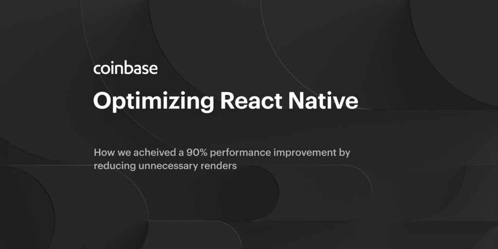 Optimizing React Native