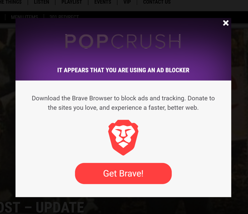 Brave and Townsquare Partner to Monetize Ad-blocking Traffic and Test Blockchain-based Digital…