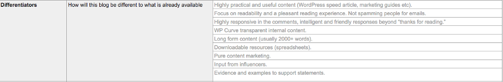 Five Essential Elements For a Great Content Strategy 1