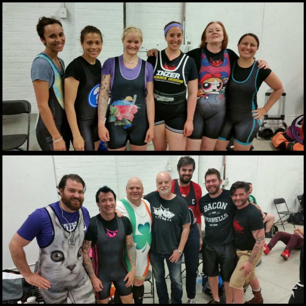 Bending bars and building community: CPF Nationals Recap Bang Fitness