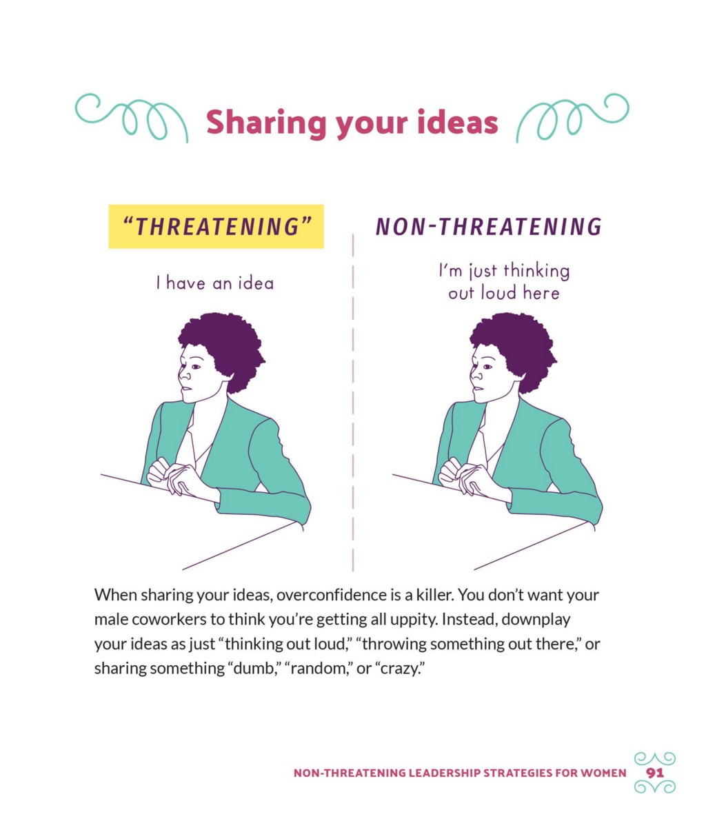 How to Be Successful without Hurting Men's Feelings: Non-threatening  Leadership Strategies for Women by Sarah Coope