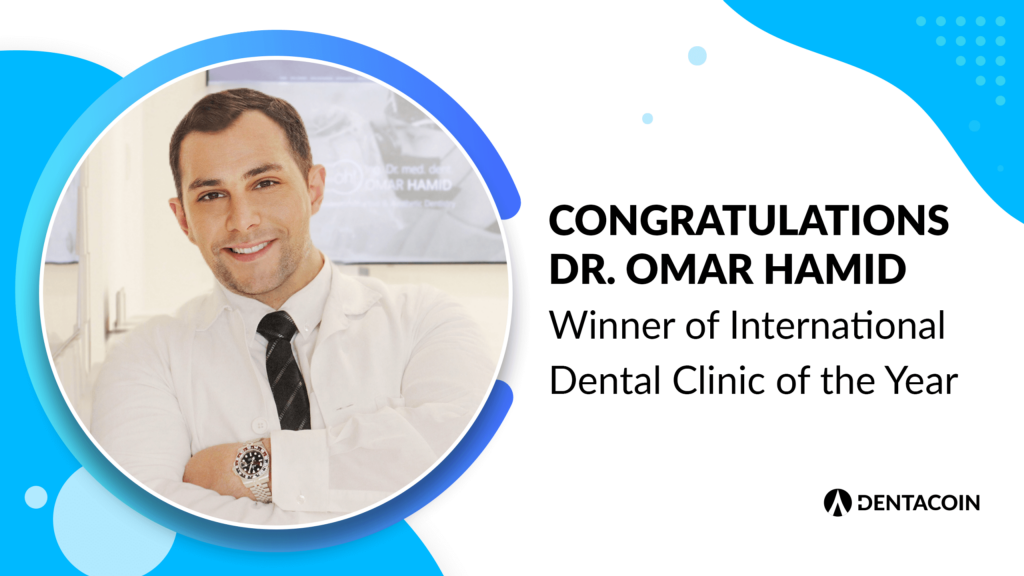 Omar hamid international dental clinic of the year mail