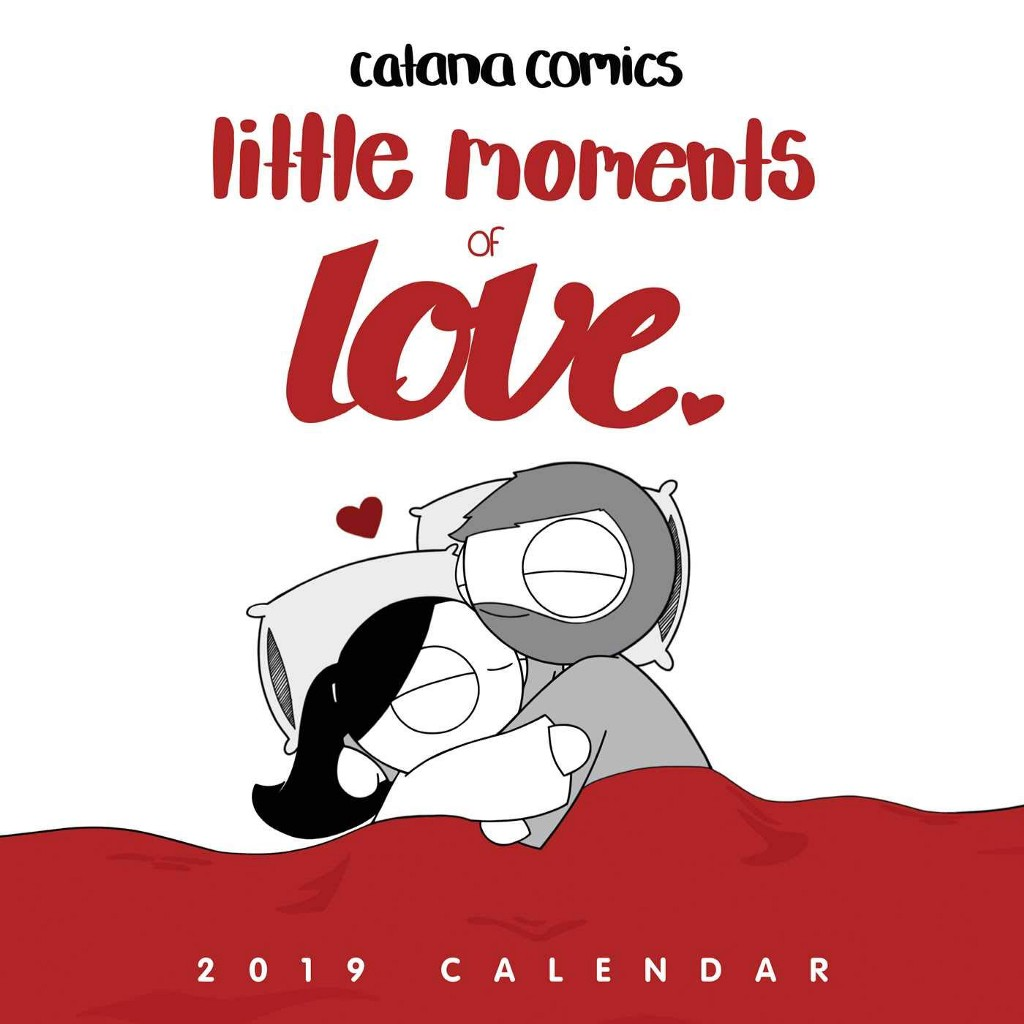 Little Moments Of Love Wiring Library Clarion Eqs746 Wire Harness Catana Comics 2019 Wall Calendar By Chetwynd