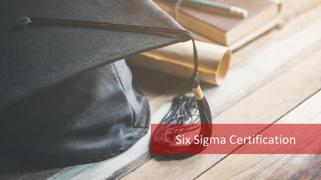 The 3 Levels Of Six Sigma Certification And Their Benefits