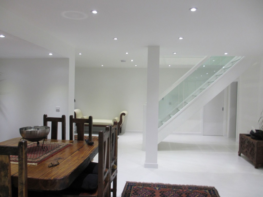Ordinaire Use Our Guide To Help Ensure Your Refurbishment Project Complies With  Building Regulations And Stays Safe. Open Plan Living With Staircase