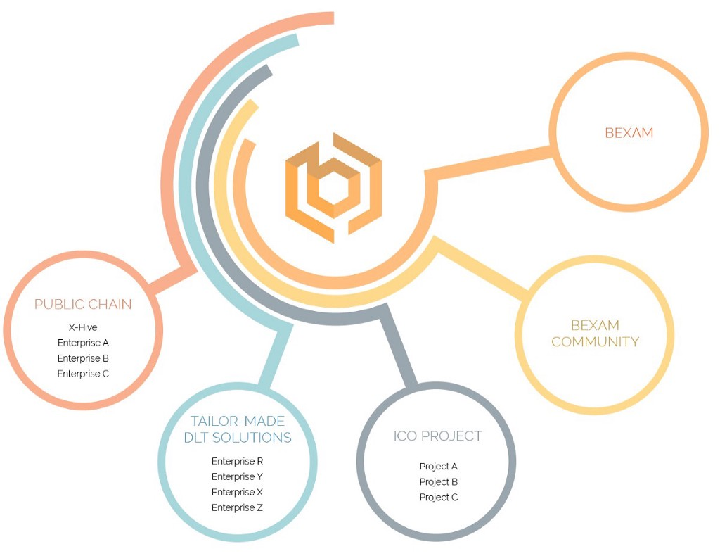 About the BEXAM token