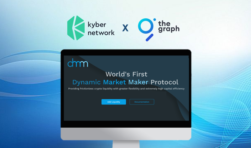 [Kyber Netwok] Using The Graph to Provide Data Analytics for Kyber DMM Protocol - AZCoin News
