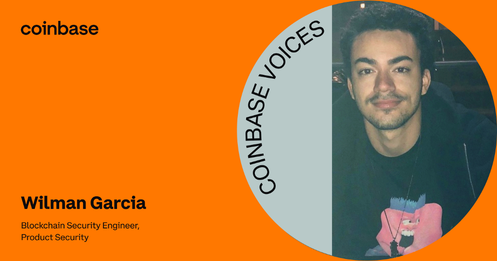 Coinbase Voices: From Coinbase Cryptern to Blockchain Security Engineer