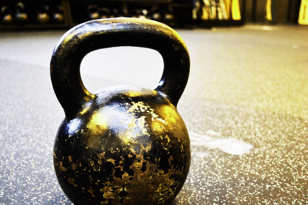The Right Way to Swing a Kettlebell