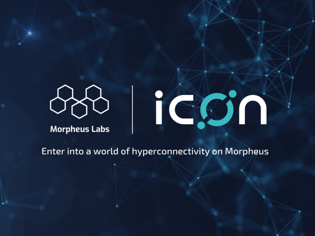 Morpheus Labs and ICON Collaborate to Grow the Developer Community