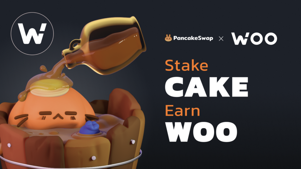 [PancakeSwap] PancakeSwap Welcomes Wootrade Network to Syrup Pool! - AZCoin News
