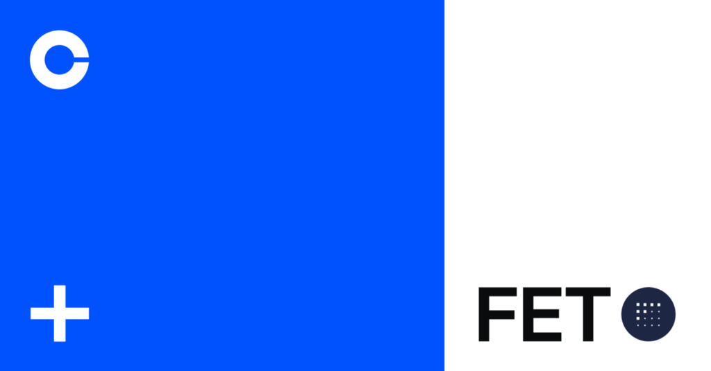 Fetch.ai (FET) is now available on Coinbase
