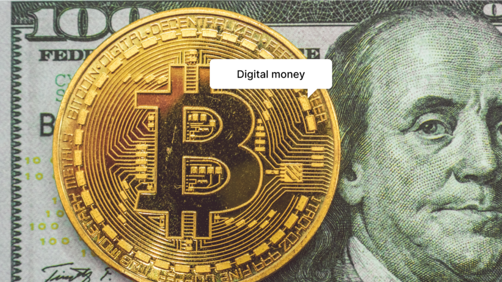 What does Bitcoin provide over PayPal?