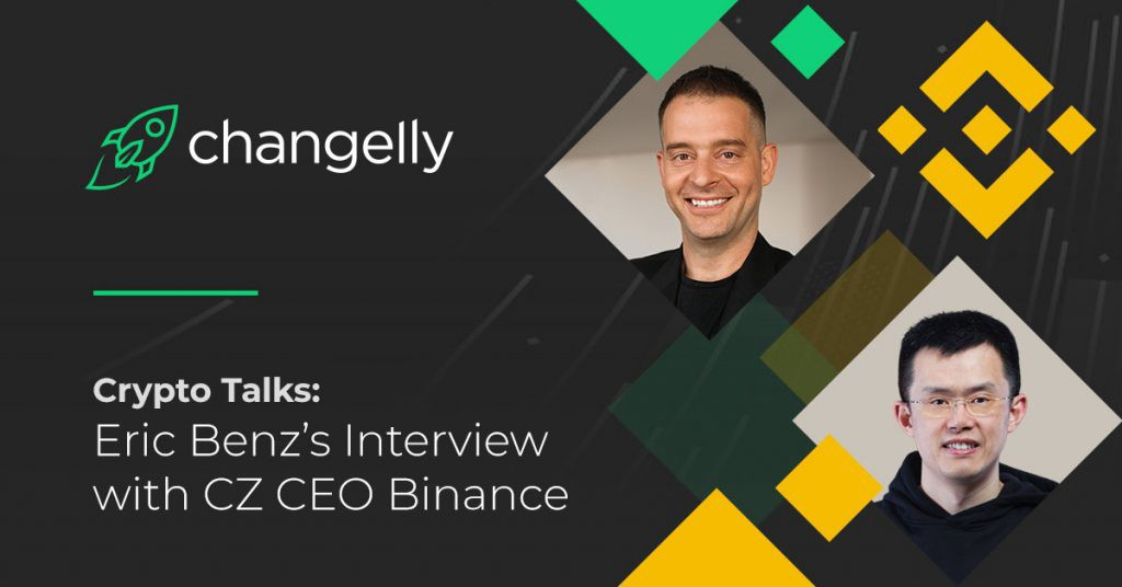 Changelly Interview with Changpeng Zhao, CEO Binance — Changelly
