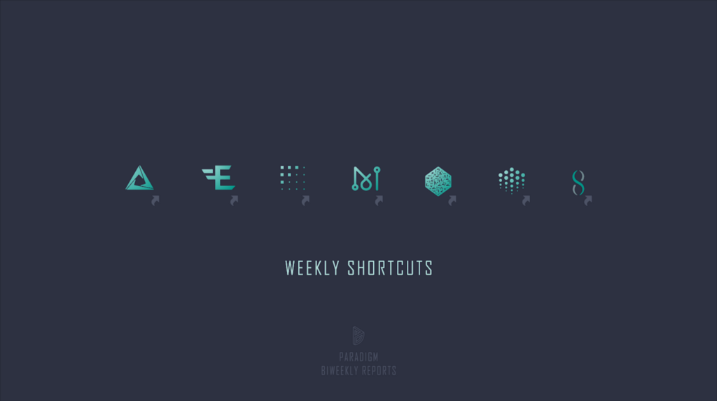 Weekly Shortcuts: Cortex, Endor Protocol, Fetch.ai,