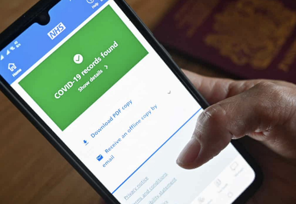 Friday Five: Malfunctioning NHS Covid app causes delays image