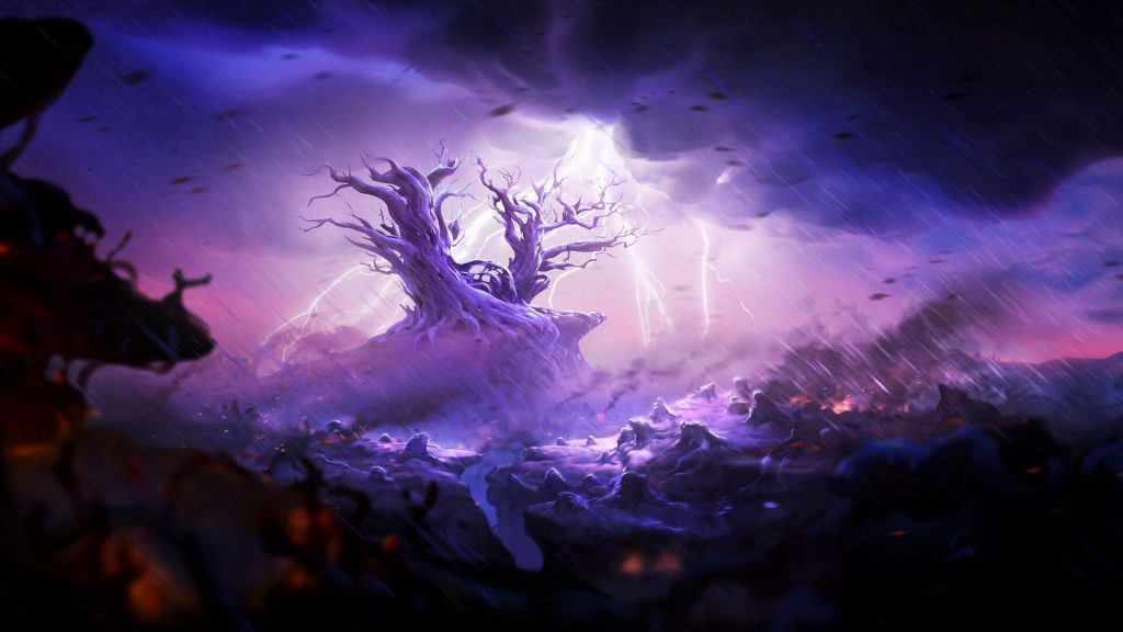「ori and the will of the wisps」の画像検索結果